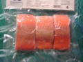 Skinless Salmon Portion IVP Packing