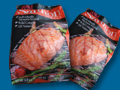 Wild Alaska Salmon Fillets in Package